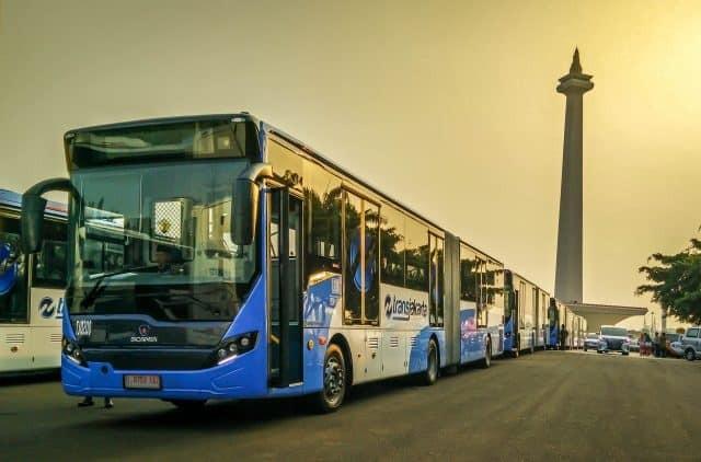 du lịch Indonesia bằng xe bus
